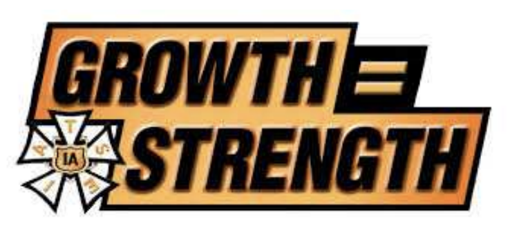 Growth = Strength