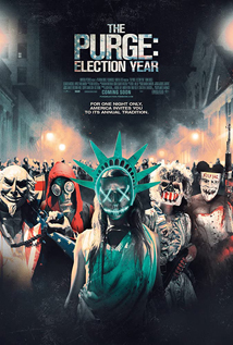 Purge: Election Year Poster